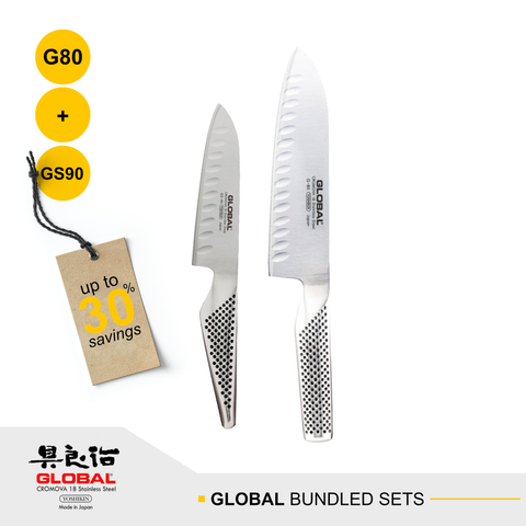 Global G-80 & GS-90 Bundled Sets