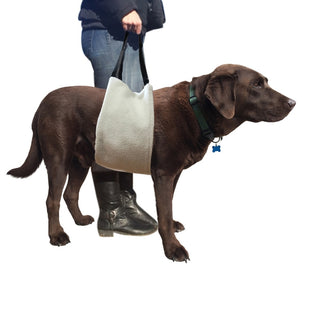 Soft Fleece Canine Support Sling