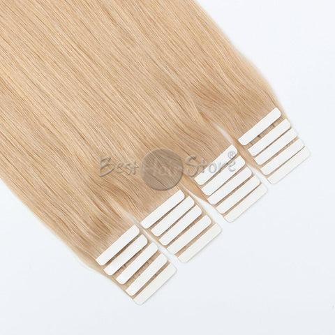 Dirty Blonde #18 Tape In Hair Extensions