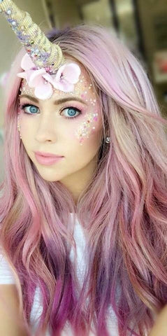 unicorn look