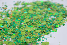 Poison - Green Chunky Cosmetic Glitter
