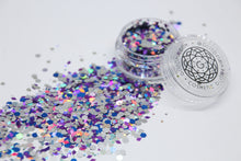 Zina Holographic Cosmetic Chunky Festival Glitter