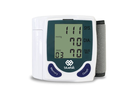 Wrist blood pressure monitor -Ranneverenpainemittari