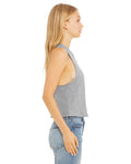 A Woman Empowered Cropped Tank