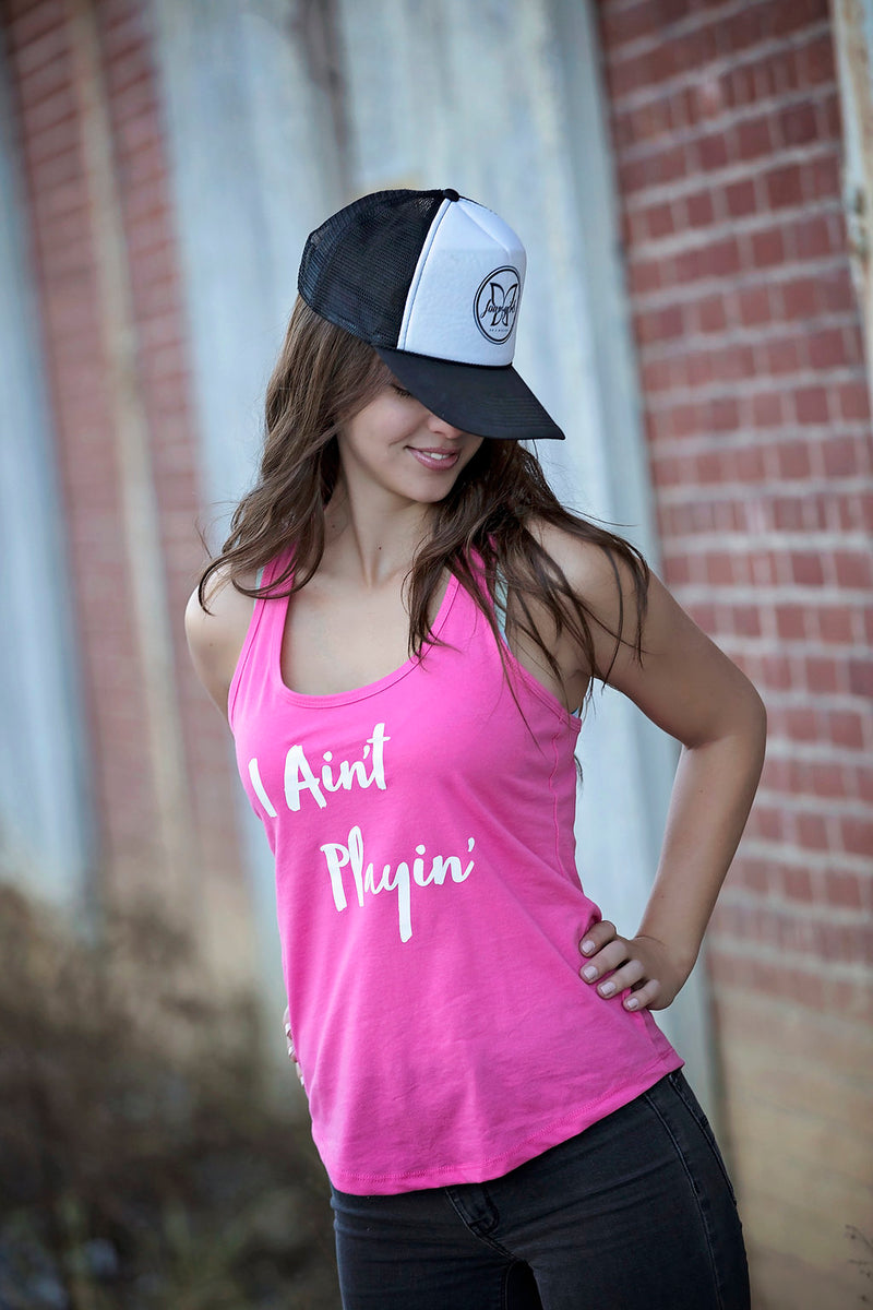 Four Girls Classic Trucker Hat