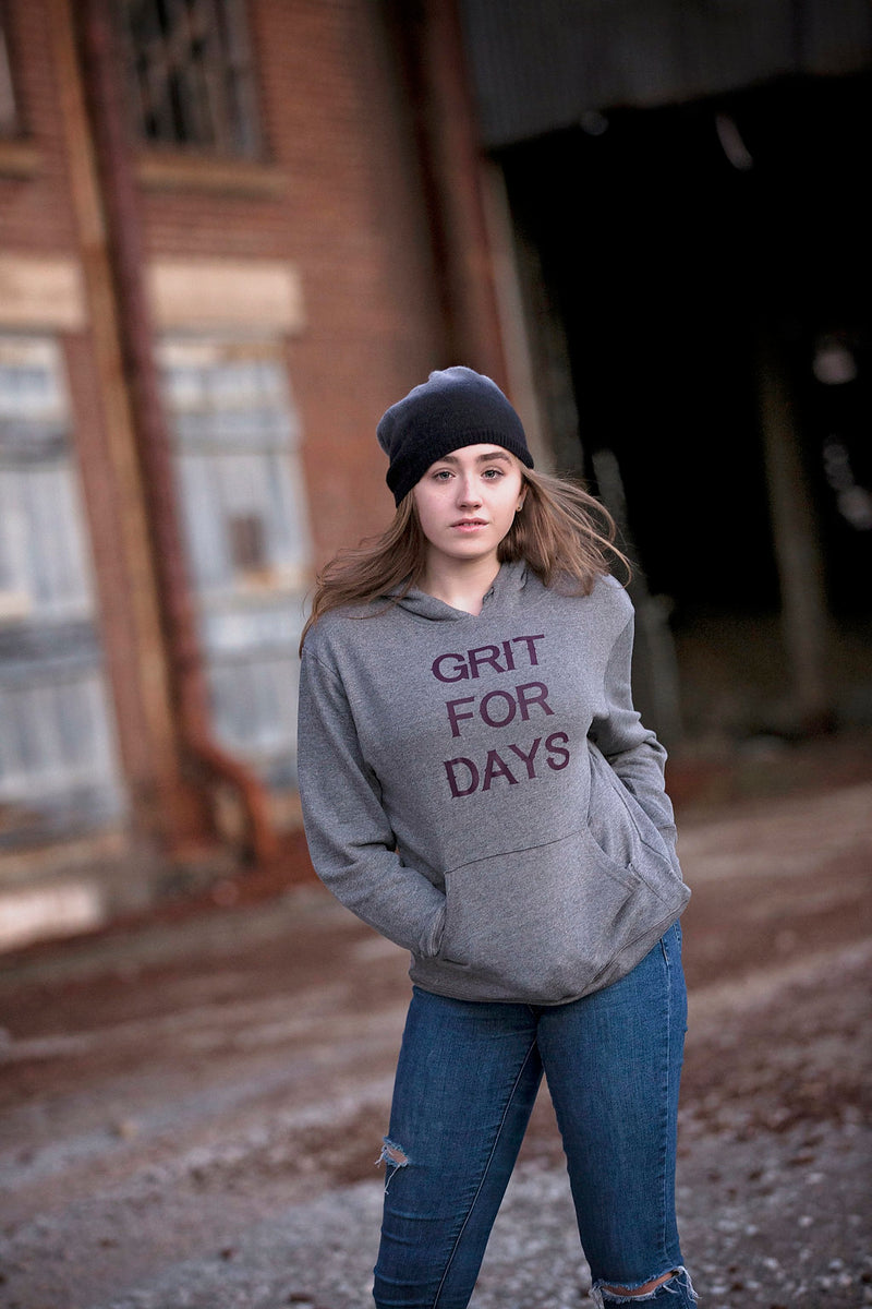 Grit For Days Sweatshirt (Unisex)