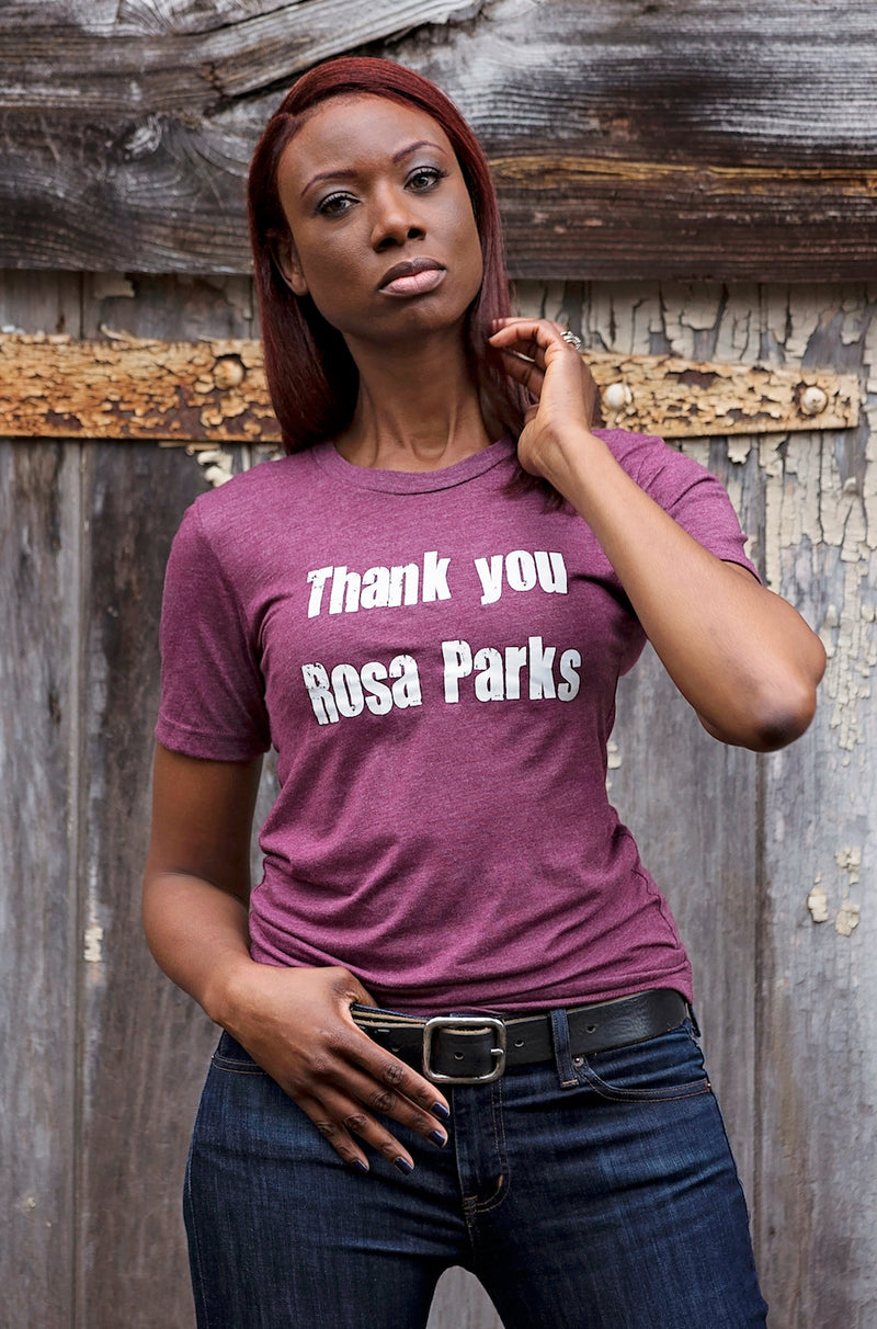 Thank You Rosa Parks (Women's)