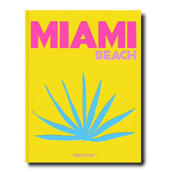 ASSOULINE MIAMI BEACH BOOK