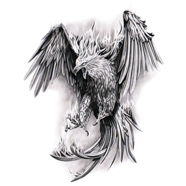 The Phoenix - ArtWear Tattoo