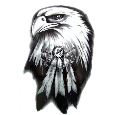 Tatouage éphémère : American Eagle - ArtWear Tattoo France - Tatouage temporaire