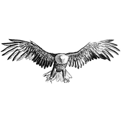 Big Eagle - ArtWear Tattoo