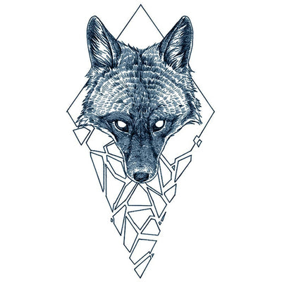 Black Fox Pack - ArtWear Tattoo