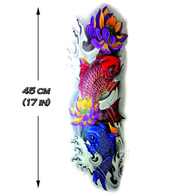 Koi Fish - Sleeve 5 - ArtWear Tattoo