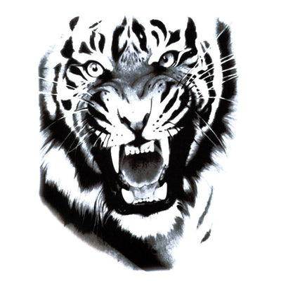 Roaring Tiger - ArtWear Tattoo