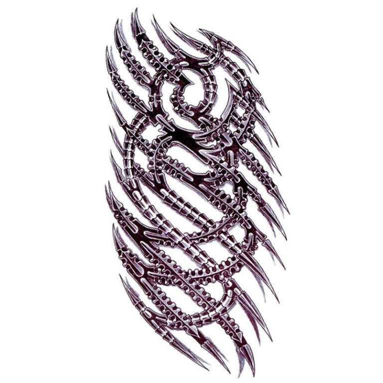 Tatouage éphémère : Chain - ArtWear Tattoo France - Tatouage temporaire