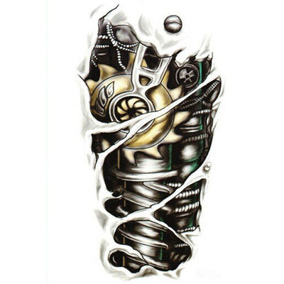 Mechanic 2 - ArtWear Tattoo