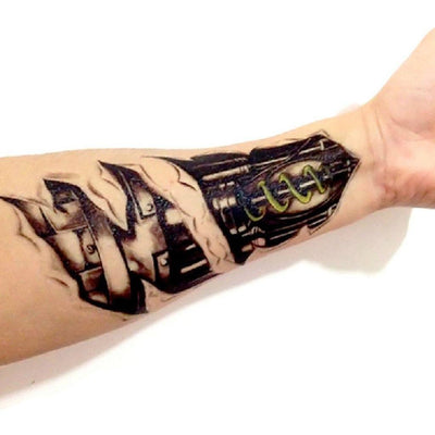 Mechanical 3 - Pack - ArtWear Tattoo