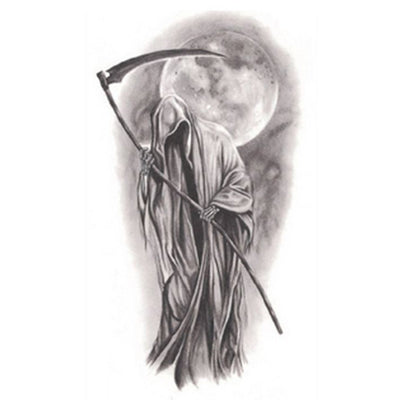 The Night Grim Reaper - ArtWear Tattoo