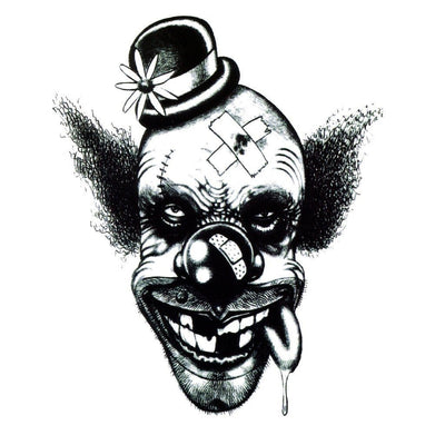 Vicious Clown - ArtWear Tattoo
