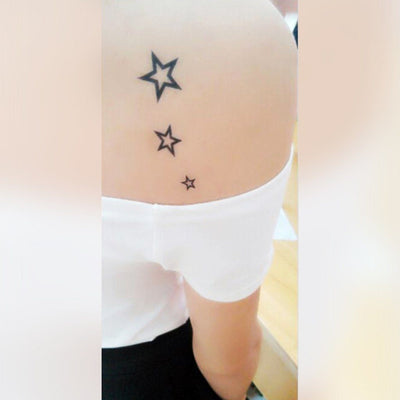 Lil Stars - ArtWear Tattoo