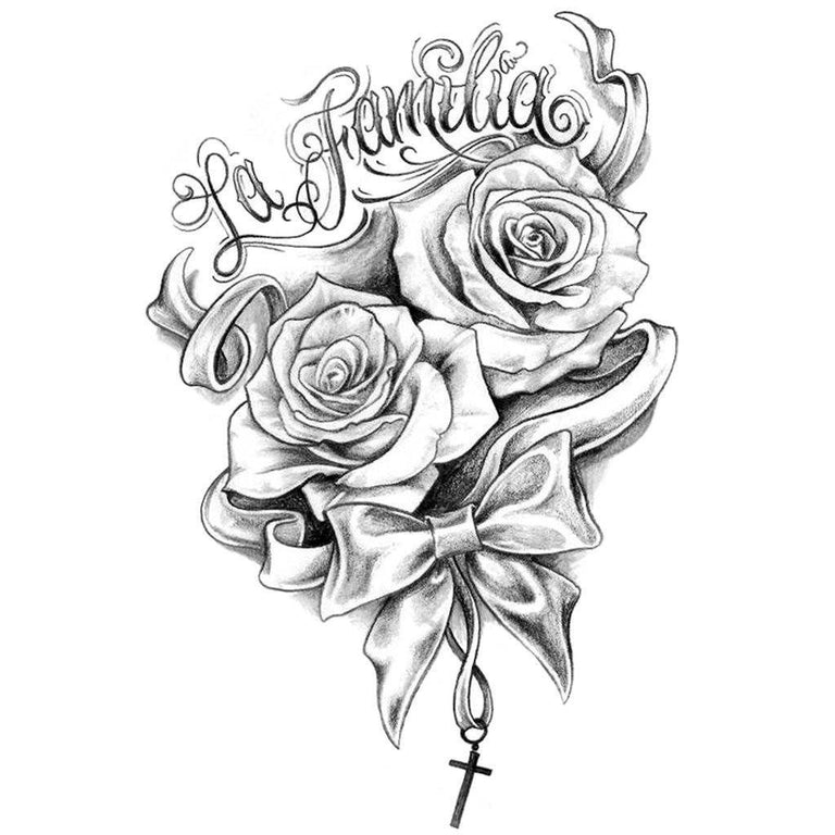 La Familia - ArtWear Tattoo