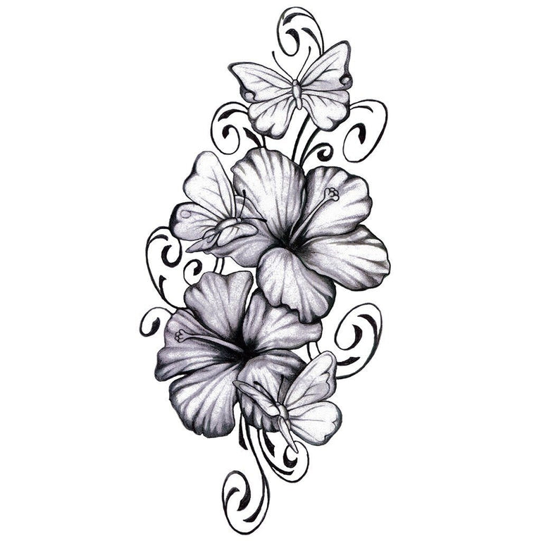 Lily Flowers - ArtWear Tattoo