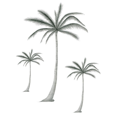 Fleurs - Palm Trees - Pack