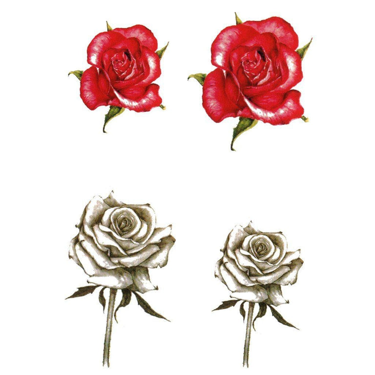 Roses - Pack - ArtWear Tattoo