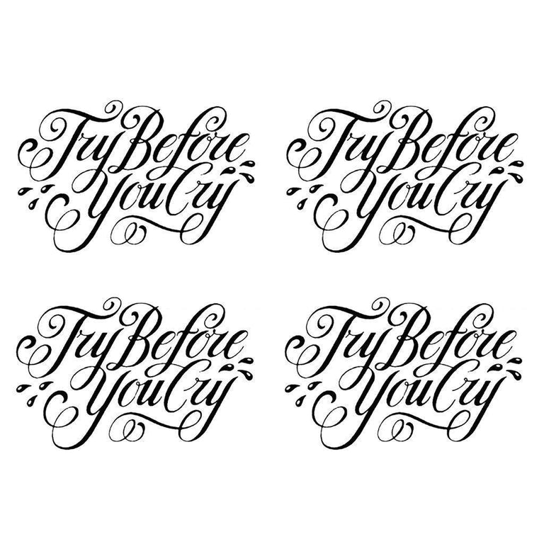 "Tatouage éphémère : Glow in the Dark ""Try Before"" - Pack - ArtWear Tattoo France - Tatouage temporaire"