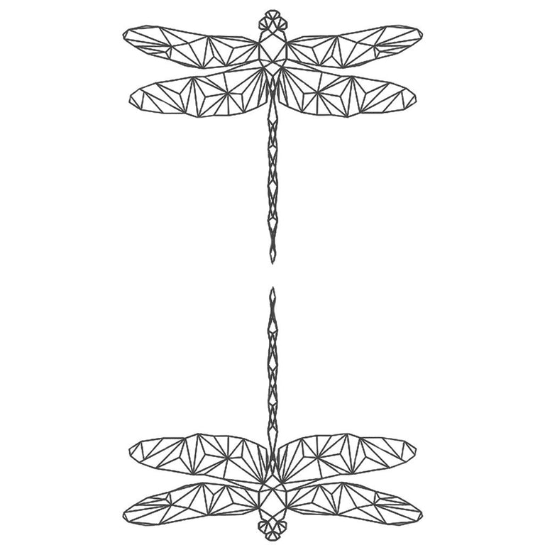Small Dragonfly - Pack - ArtWear Tattoo