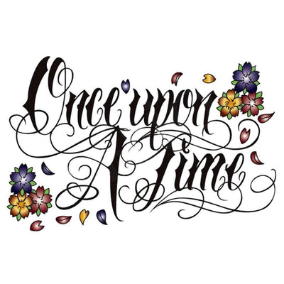 Lettres & Citations - Once Upon A Time