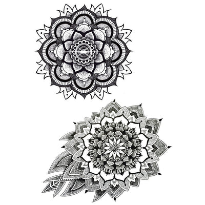 Mandala V1 - Pack - ArtWear Tattoo