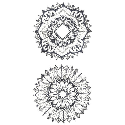 Mandala V2 - Pack - ArtWear Tattoo