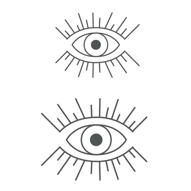 Minimalist Eye - Pack - ArtWear Tattoo