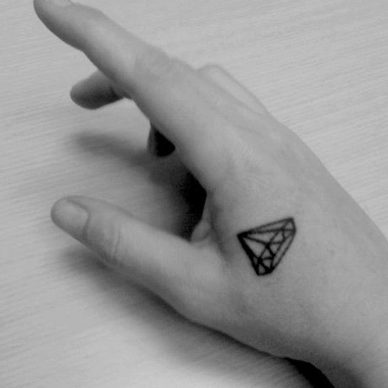 Black Diamonds - ArtWear Tattoo
