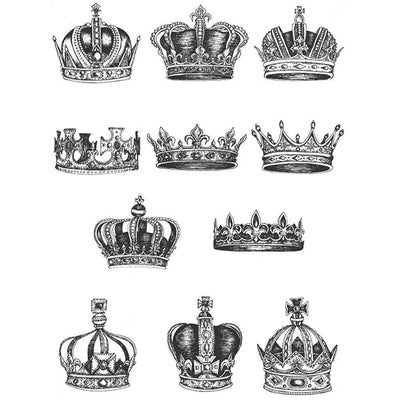 Royal Crowns - Pack - ArtWear Tattoo