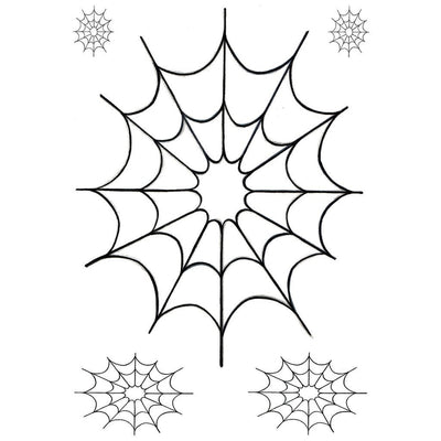 Spider Web - Pack - ArtWear Tattoo