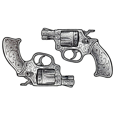 Gunz - Pack - ArtWear Tattoo