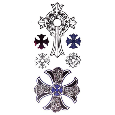 Tatouage éphémère : Celtic Cross - ArtWear Tattoo France - Tatouage temporaire