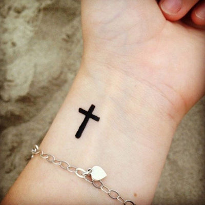 Christian Cross - ArtWear Tattoo