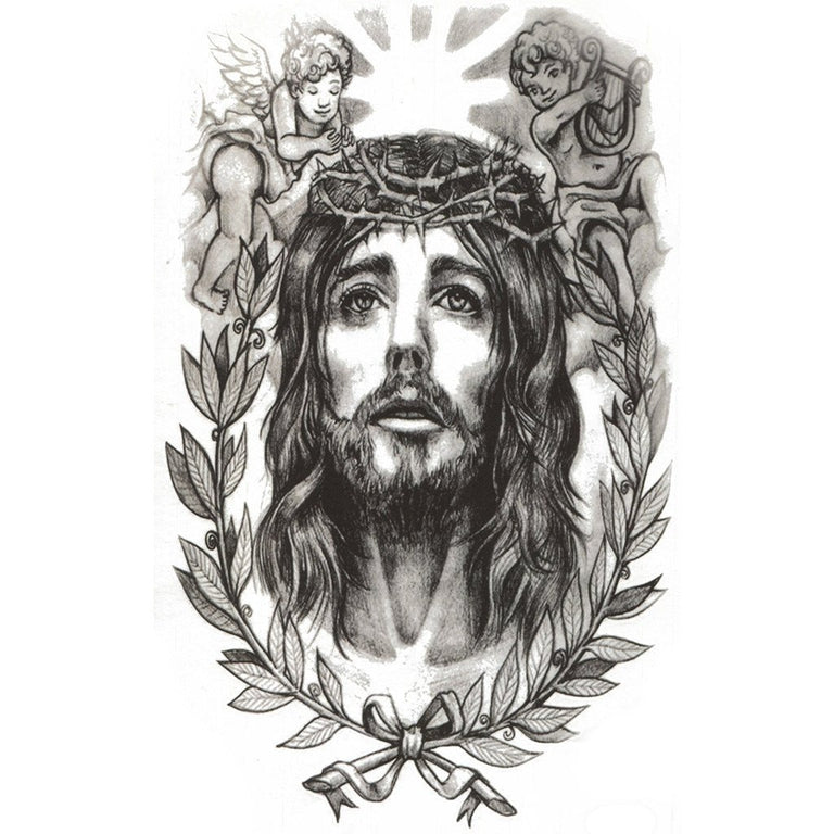 Jesus - ArtWear Tattoo