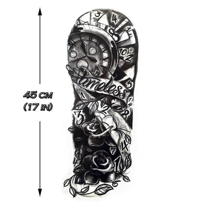 Timeless Sleeve - ArtWear Tattoo