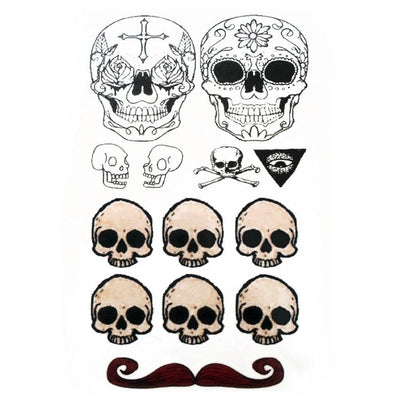 Mini Skulls - Pack - ArtWear Tattoo