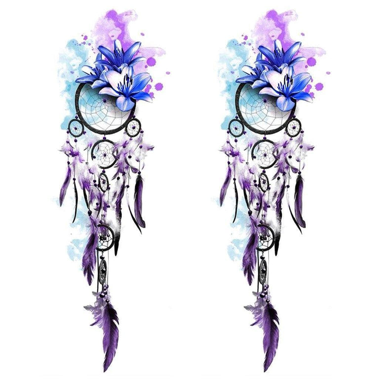 Lotus Dreamcatcher - Pack - ArtWear Tattoo
