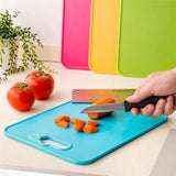 Dual Chopping Board And Knife Sharpener