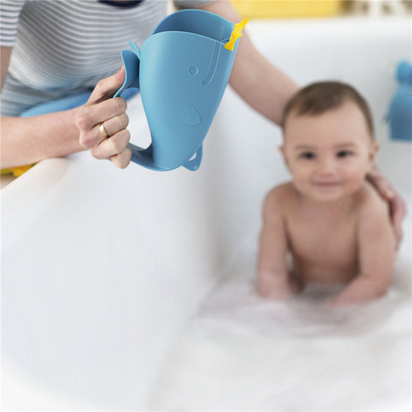 Tear-Free Waterfall Baby Rinser
