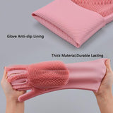 Kitchen Magic Silicone Gloves