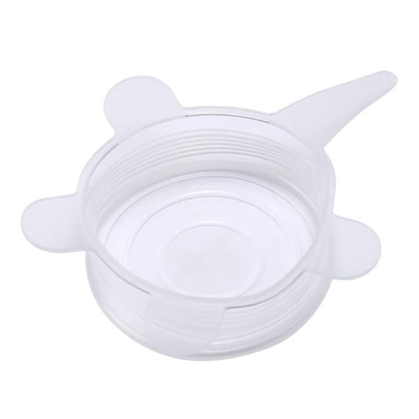 6 pcs/set Universal Stretch Lids