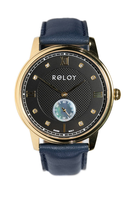 Carpe Noctem 40 MM - Palermo - Reloy Watches
