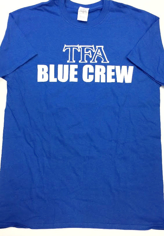 Blue Crew Royal Nation T